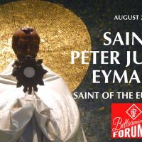 Peter Julian Eymard and the Most Holy Sacrament of the Altar