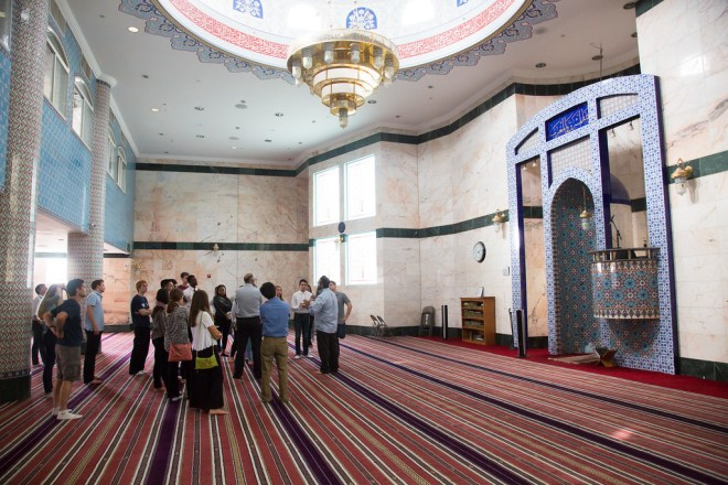 BCLAKingFahadMosque 13 XL 1024x683 - First Year Students Discover a Global City