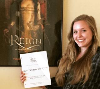 unnamed - Student Spotlight: Caroline Schreiber '15