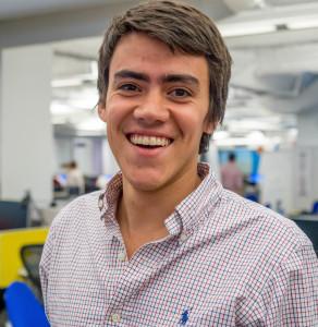 Joaquin 1 292x300 - Student Spotlight:  Joaquín Loustau '16