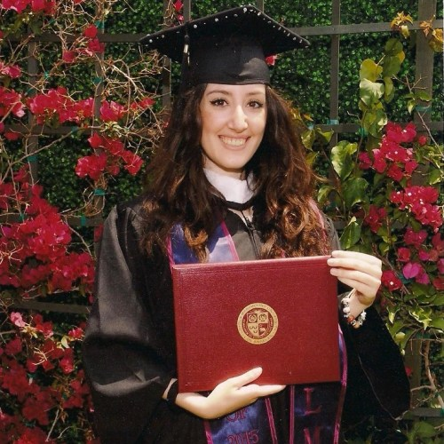 Larisa square 1 - Alumni Spotlight: Antigoni Vasilopoulou '15