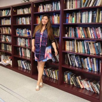 Wendy Grad Student - Alumni Spotlight: Wendy Sun, M.A. '16