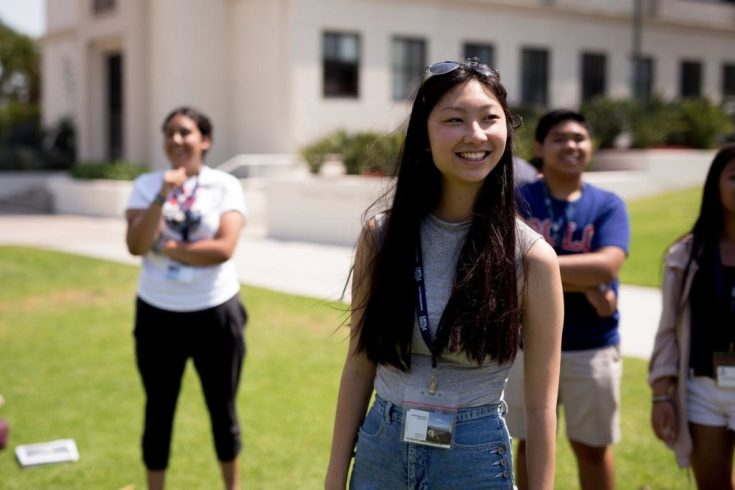 yti2 1024x683 - High School Students Ask Big Questions at LMU's Youth Theology Institute
