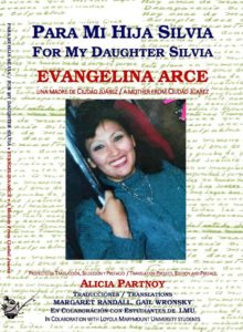 "The book cover of ""Para Mi Hija Silvia / For My Daughter Silvia"""