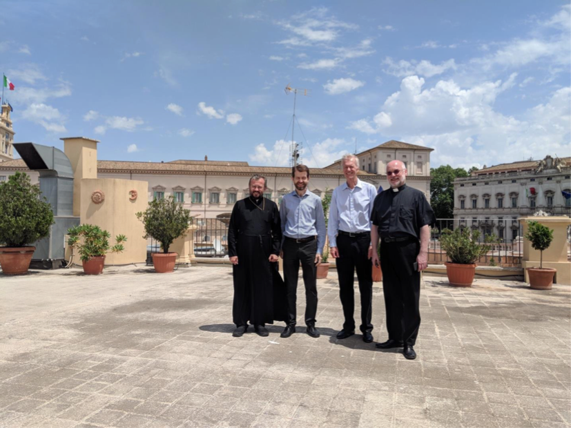 Huffington Ecumenical council builds bridges in Rome