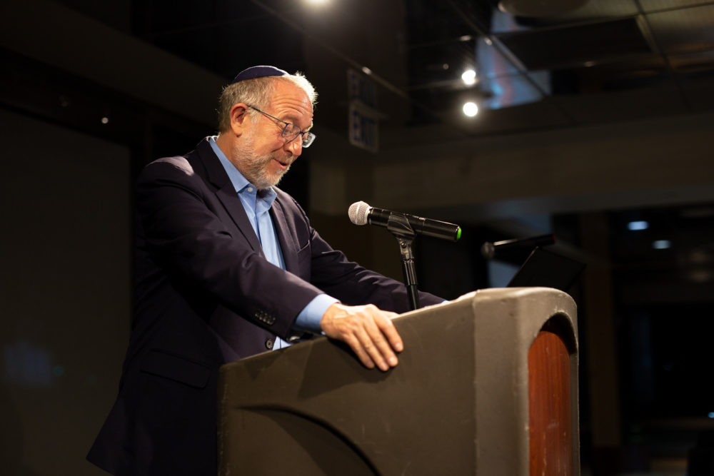 Yossi Klein Halevi Speaking at Annual Kristallnacht Commemoration
