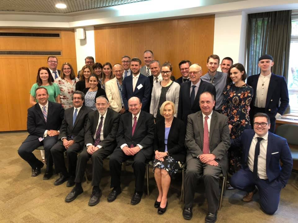 Jewish LDS group pic - Interfaith Conference Brings Jewish and Latter-day Saint Scholars Together in Israel