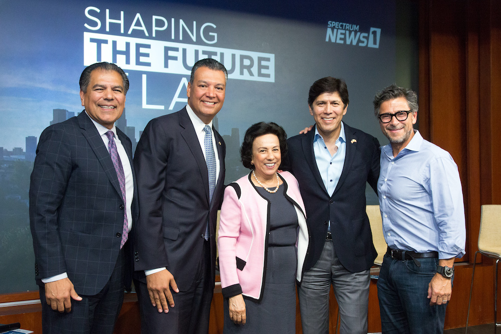 Bellarmine Forum Shaping The Future Of LA 10 22 6395 - California's Past, Present, Future Changed with Prop. 187