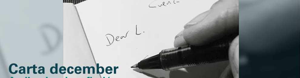 Carta december. Audio-visual no-ficción y finales de otoño_taller Sally Gutiérrez
