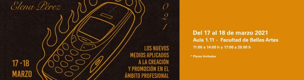 'Work flow' –Taller a cargo de Elena Pérez y Alberto Peces