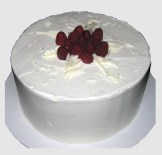 Raspberry Cake - Pastry Shop Cakes - Bella's Desserts of Philadelphia
