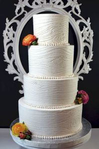 Traditional wedding cakes that serve the entire Philadelphia area