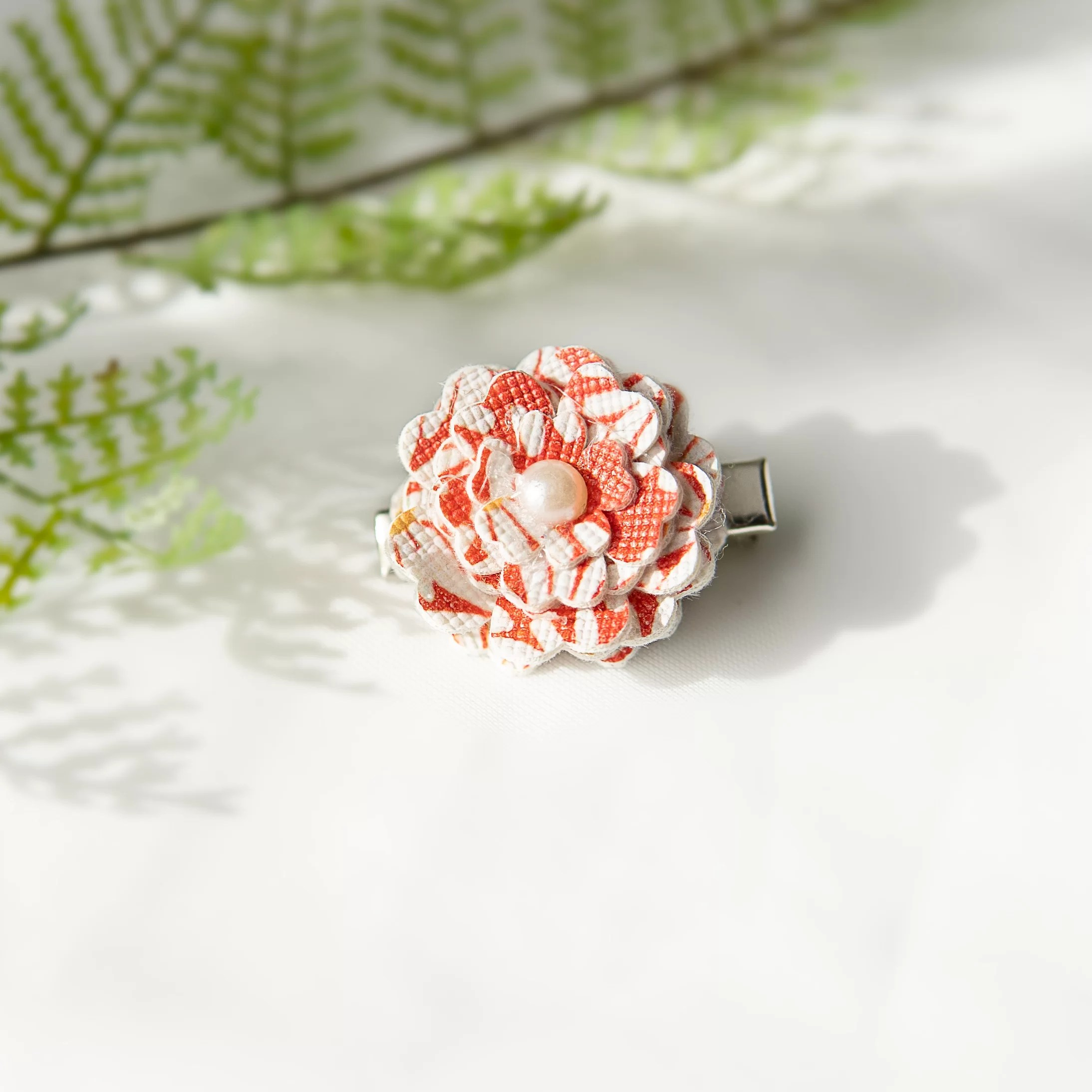 product photography for hair accessory