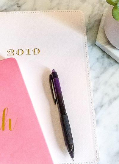 5 Ways to Prepare for Your New Year's Resolutions