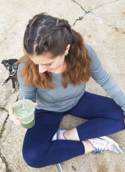 Beneficial Post-Workout Green Smoothie