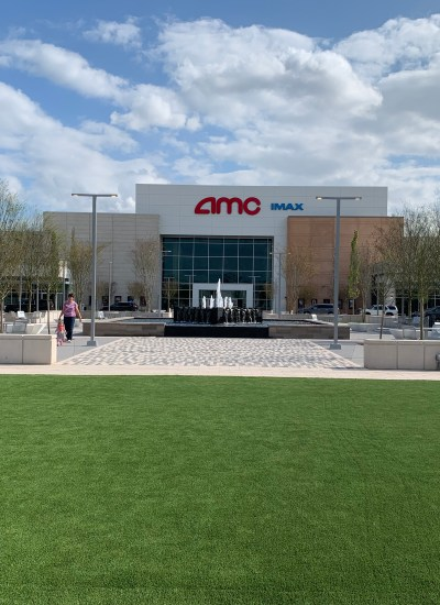 New Development Celebrates Grand Opening of AMC Movie Theater Near The Woodlands