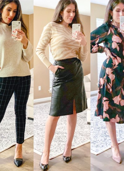 Affordable Target Fashion for the Office