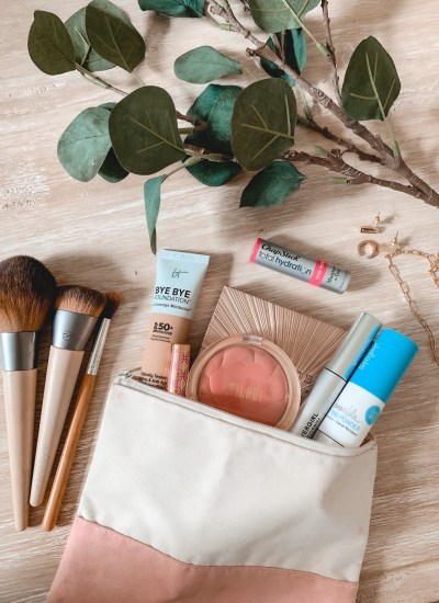 Protect + Correct with It Cosmetics' Bye Bye Foundation
