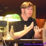 """Lesungsbericht zu Markus Heitz liest aus """"Judastöchter"""""""