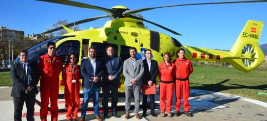 Nou helicòpter del SEM