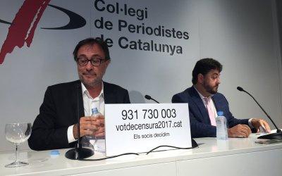 """Agustí Benedito: """"El què ha fet Vives és patètic, ridícul"""""""
