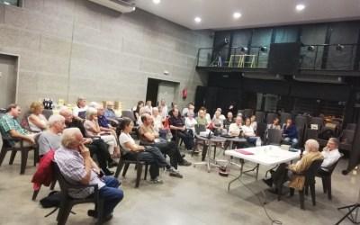 """Oliveres, sobre la no-violència a Bellaterra: """"Hem de construir un nou país"""""""