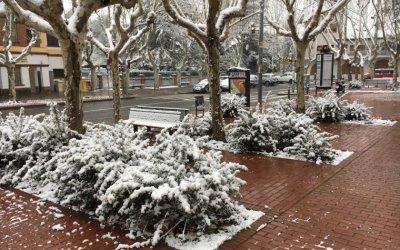 Una nova nevada és possible a Bellaterra