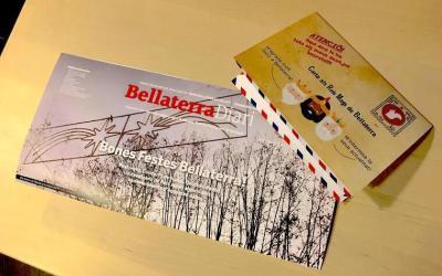 Aconsegueix la teva carta als Reis Mags amb l'edició en paper del BellaterraDiari