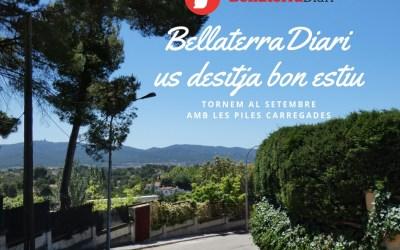 BellaterraDiari et desitja bon estiu