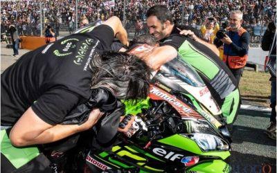 L'equip de Superbike dels germans Roda, campió del món per cinquè any consecutiu
