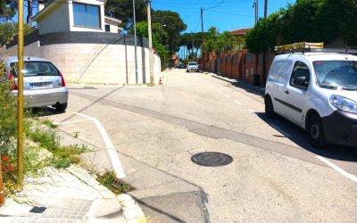 A Bellaterra hi ha senyals de trànsit 'tímides'