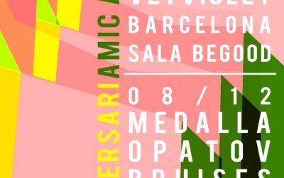 Amic Amiant celebra el seu 3r aniversari amb concerts a Barcelona i Cerdanyola
