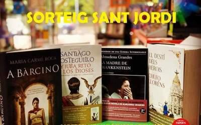La llibreria Paper's de Bellaterra engega un sorteig per un Sant Jordi confinat