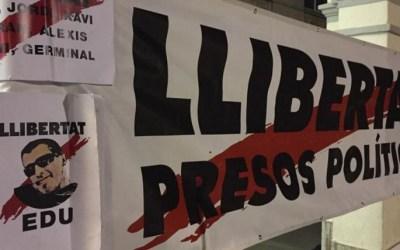 L'Audiència Nacional anul·la l'ordre de presó del cerdanyolenc Eduard Garzón