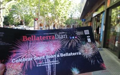 La revetlla de Sant Joan centra el número en paper de juny del BellaterraDiari