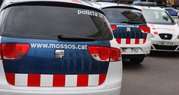 Cotxes patrulla dels Mossos, en una imatge d'arxiu