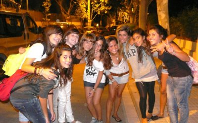 Traiem la pols a les fotos de la Festa Major de Bellaterra'09: Nit Jove 2