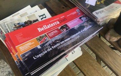 Neix la primera edició de BellaterraDiari en paper!