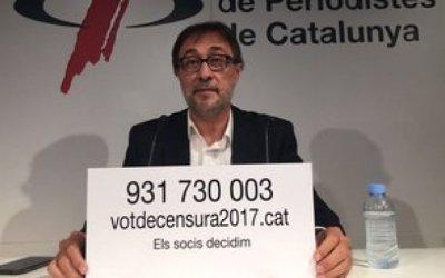 Benedito busca suports per iniciar una moció de censura contra la junta de Bartomeu