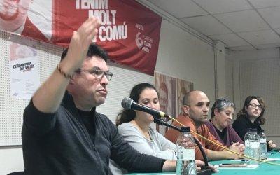 """Joan Josep Nuet: """"Jo no he hagut de pagar fiança però de totes maneres és bastant injust"""""""