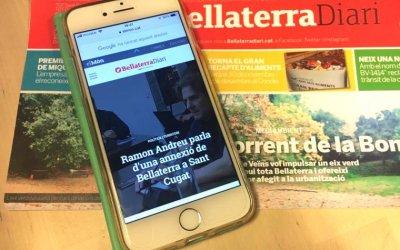 BellaterraDiari supera els 6.000 usuaris al mes d'abril
