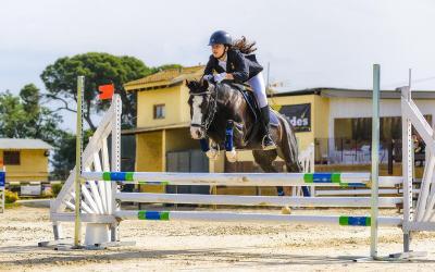 Hípica Can Caldés, on viuràs amb passió el món dels cavalls