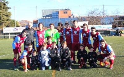 El Cercle planta cara al líder, CF Athletic Rubí