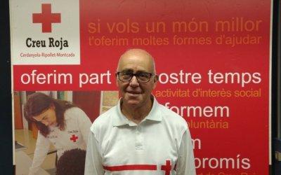 Francesc Vilaró, el voluntari cerdanyolenc que va ajudar després dels atemptats
