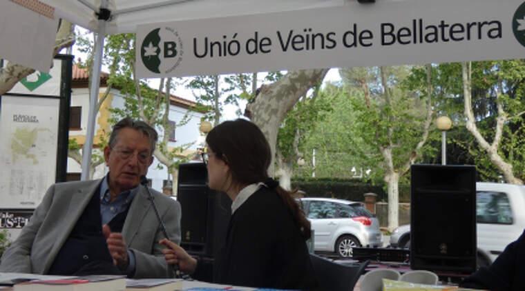 Entrevista a un autor de Bellaterra el passat Sant Jordi | Toni Alfaro