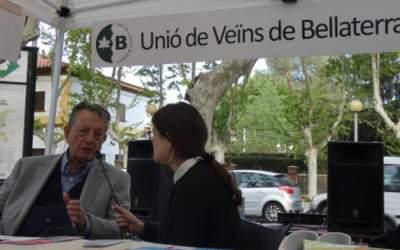 La Unió de Veïns recomana llibres de bellaterrencs durant el Dia de Sant Jordi