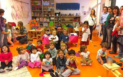 Una fantàstica escola bressol trilingüe: català, castellà i anglès