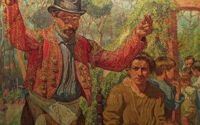 Homenatge al pintor cerdanyolenc Josep de Togores