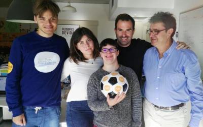 """El CEF Can Mir primera entitat """"Inclusive Football"""" del Vallès Occidental"""
