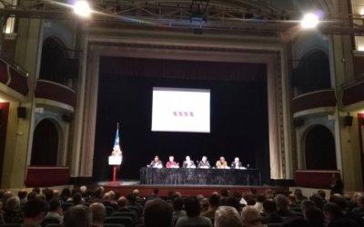 L'alcalde participa en l'Assemblea de l'Associació de Municipis per la Independència